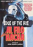 edge of axe