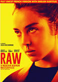(838) RAW (2017) A Grisly Modern Horror Masterpiece