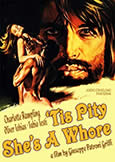 (834) \'TIS PITY SHE\'S A WHORE (1971) Charlotte Rampling